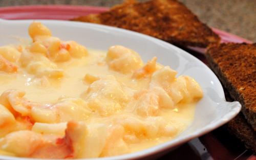 Lobster Newburg « Recipe Originals