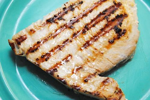 Broiled Swordfish Steaks Recipe   Broiled Swordfish