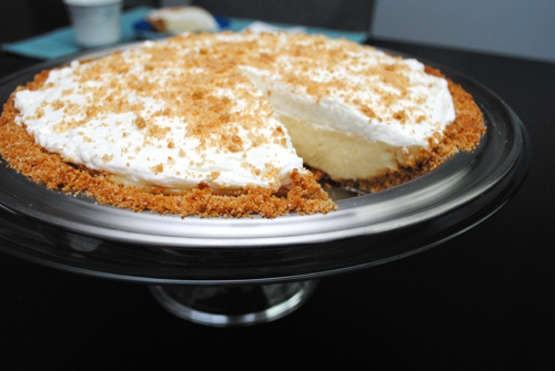 Graham Cracker Crust And Cake Mix