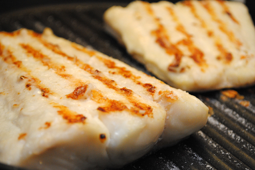 Broiled halibut recipes easy