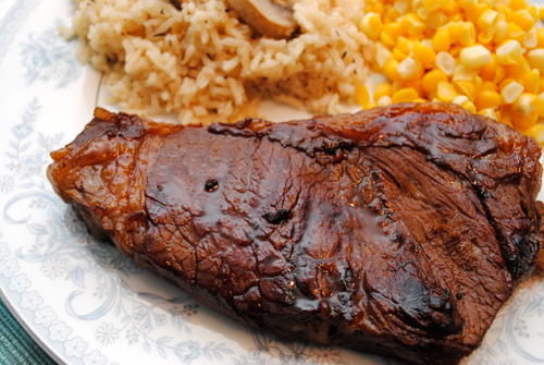 Teriyaki Steak « Recipe Originals