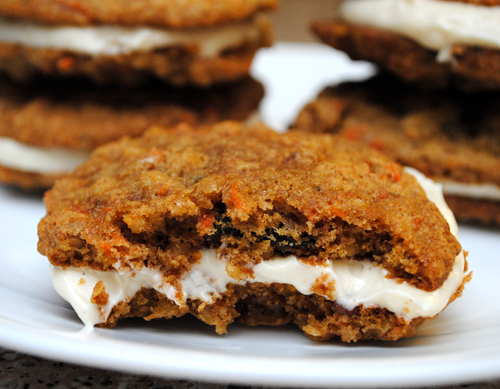Carrot Cake Cookie 1